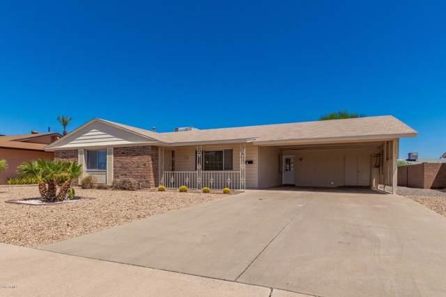 10251 N 103RD Avenue, Sun City, AZ 85351 (MLS #5967633) :: REMAX Professionals