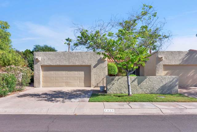 7926 E Medlock Drive, Scottsdale, AZ 85250 (MLS #5967634) :: Conway Real Estate