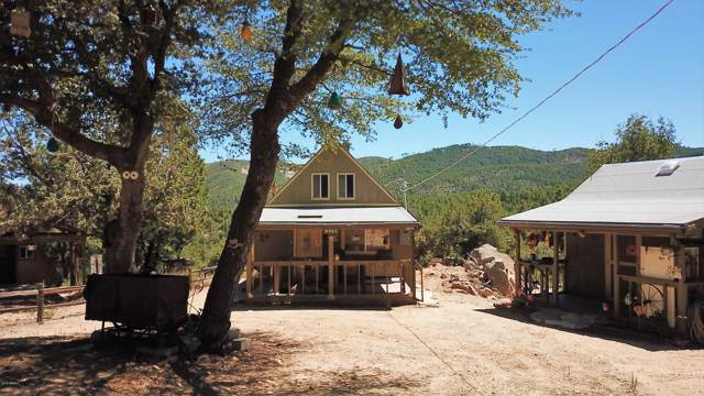 6627 E 90 AND 9 Road, Crown King, AZ 86343 (MLS #5967652) :: Conway Real Estate