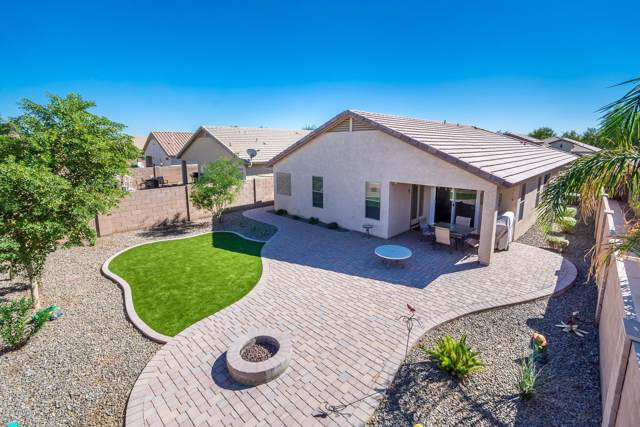 516 W Dexter Way, San Tan Valley, AZ 85143 (MLS #5967662) :: Riddle Realty Group - Keller Williams Arizona Realty