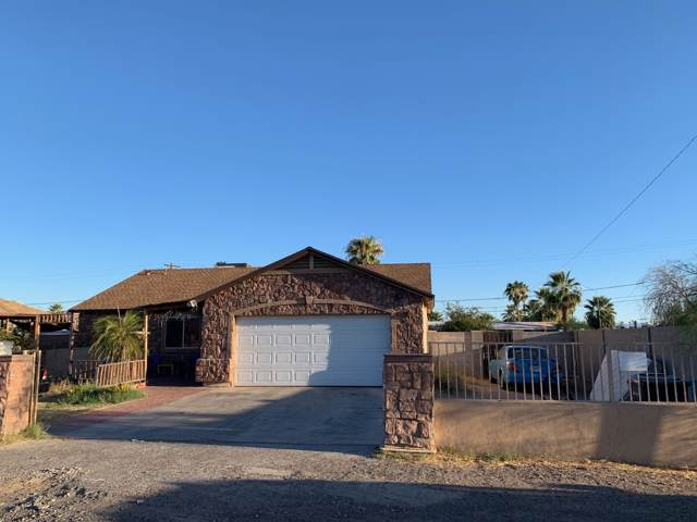 2741 W Georgia Avenue, Phoenix, AZ 85017 (MLS #5967668) :: Lux Home Group at  Keller Williams Realty Phoenix