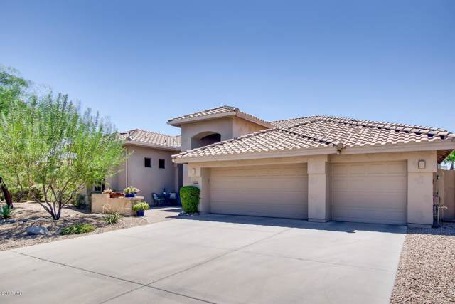 12619 E Jenan Drive, Scottsdale, AZ 85259 (MLS #5967673) :: CC & Co. Real Estate Team