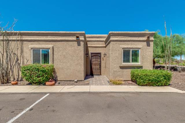 17204 N 63RD Avenue #5, Glendale, AZ 85308 (MLS #5967691) :: neXGen Real Estate