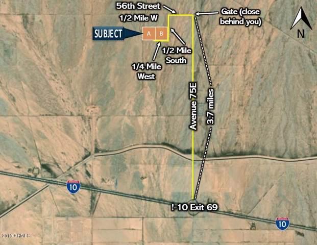 80XXX E 55TH Street, Salome, AZ 85348 (MLS #5967711) :: Nate Martinez Team