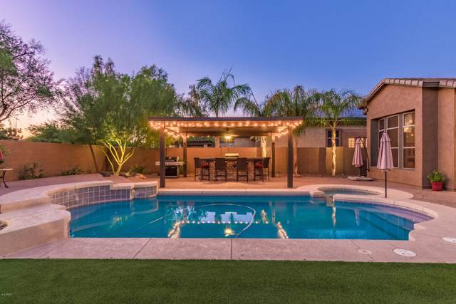 5480 S Dragoon Drive, Chandler, AZ 85249 (MLS #5967725) :: The Helping Hands Team