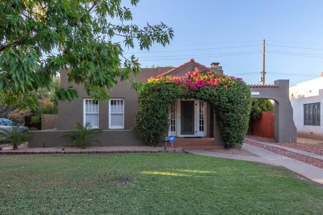 1322 W Lynwood Street, Phoenix, AZ 85007 (MLS #5967739) :: CC & Co. Real Estate Team