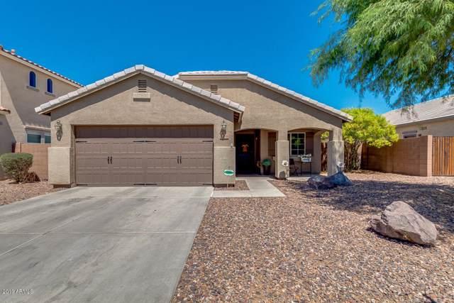 2178 E Gillcrest Road, Gilbert, AZ 85298 (MLS #5967756) :: The Helping Hands Team
