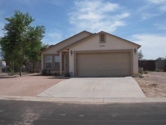 11731 W Lobo Drive, Arizona City, AZ 85123 (MLS #5967775) :: Brett Tanner Home Selling Team