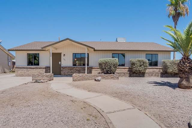 790 E Mesquite Avenue, Apache Junction, AZ 85119 (MLS #5967791) :: My Home Group