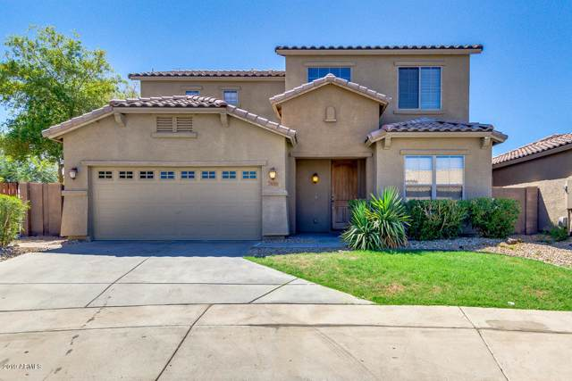 3910 S 100TH Lane, Tolleson, AZ 85353 (MLS #5967803) :: Cindy & Co at My Home Group