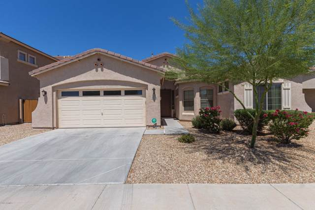 16774 W Hammond Street, Goodyear, AZ 85338 (MLS #5967814) :: CC & Co. Real Estate Team