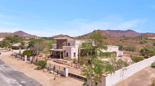 2435 N 87TH Street, Mesa, AZ 85207 (MLS #5967822) :: Conway Real Estate