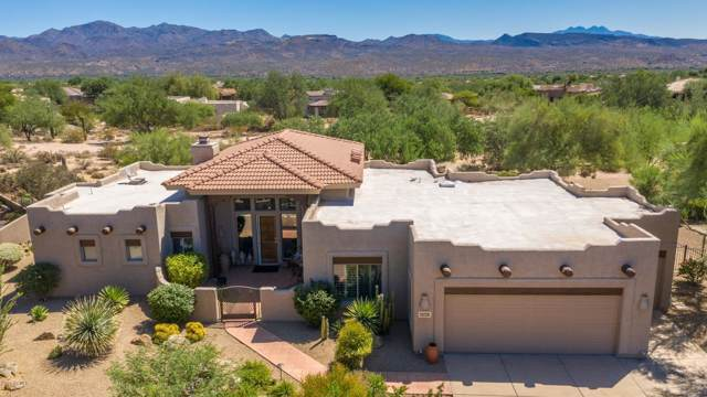 27501 N Quintana Drive, Rio Verde, AZ 85263 (MLS #5967824) :: CC & Co. Real Estate Team