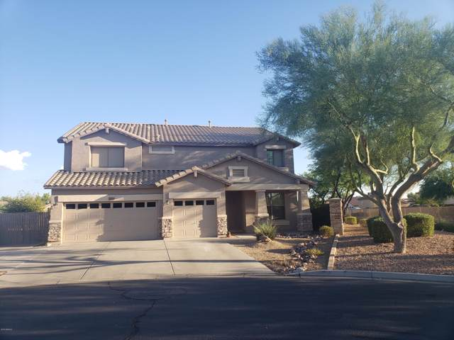 8469 W Purdue Avenue, Peoria, AZ 85345 (MLS #5967842) :: Cindy & Co at My Home Group