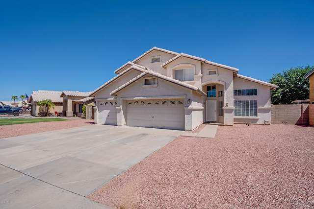 10776 W Salter Drive, Sun City, AZ 85373 (MLS #5967865) :: Riddle Realty Group - Keller Williams Arizona Realty