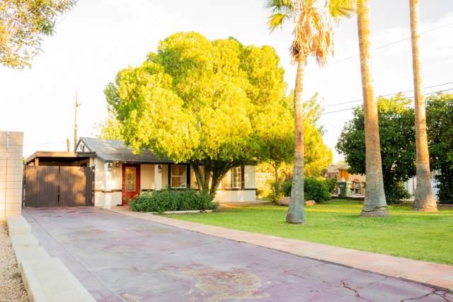 4503 N 13TH Place, Phoenix, AZ 85014 (MLS #5967866) :: Brett Tanner Home Selling Team