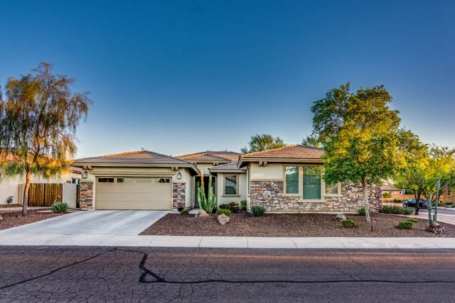 3637 E Blue Ridge Place, Chandler, AZ 85249 (MLS #5967869) :: Riddle Realty Group - Keller Williams Arizona Realty