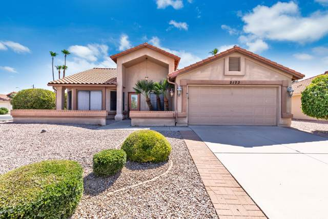 2173 Leisure World, Mesa, AZ 85206 (MLS #5967871) :: Lifestyle Partners Team