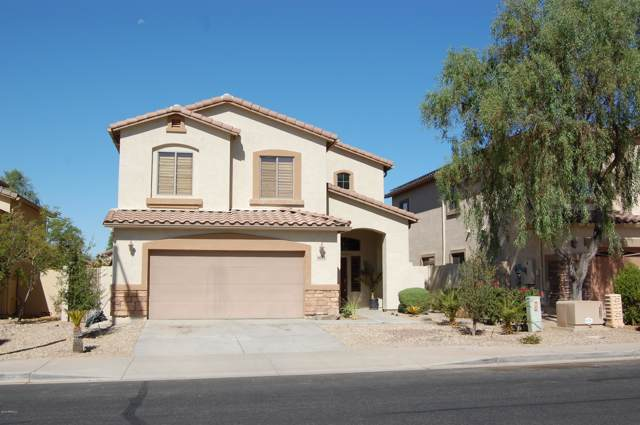 6094 S 257TH Avenue, Buckeye, AZ 85326 (MLS #5967884) :: Conway Real Estate