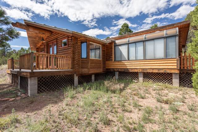 2949 Ranch House Road, Overgaard, AZ 85933 (MLS #5967886) :: Riddle Realty Group - Keller Williams Arizona Realty