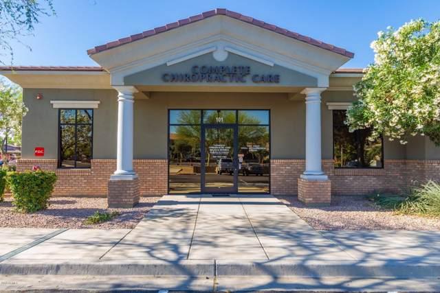 4915 E Baseline Road #101, Gilbert, AZ 85234 (MLS #5967907) :: The Helping Hands Team
