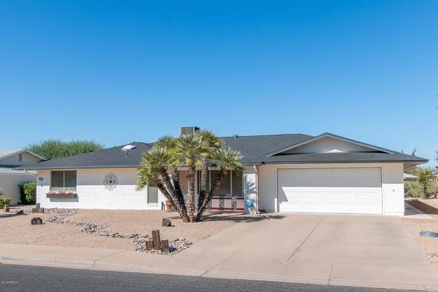 19218 N 133RD Avenue, Sun City West, AZ 85375 (MLS #5967919) :: Lifestyle Partners Team