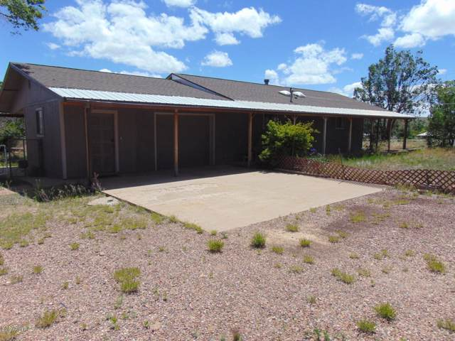 3135 Bourdon Ranch Road, Taylor, AZ 85939 (MLS #5967970) :: Riddle Realty Group - Keller Williams Arizona Realty