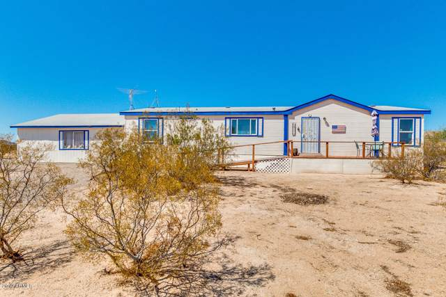 11127 N Trekell Road, Casa Grande, AZ 85122 (MLS #5967972) :: The Pete Dijkstra Team