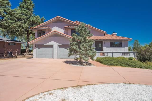 4 Yolo Drive, Prescott, AZ 86301 (MLS #5967977) :: Lucido Agency