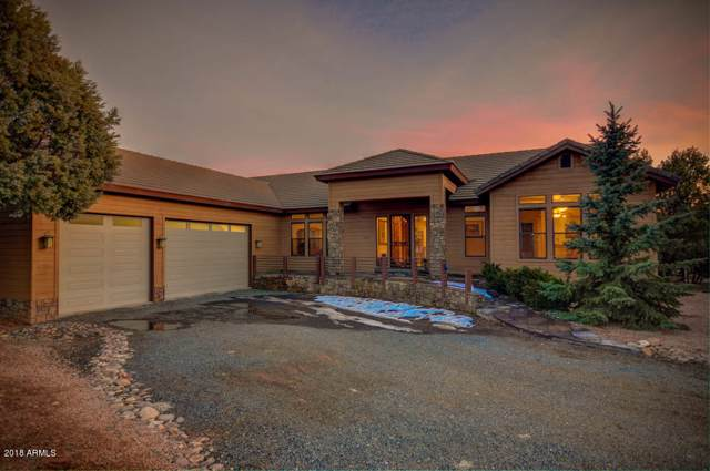 2765 Airpark Drive, Overgaard, AZ 85933 (MLS #5967978) :: Riddle Realty Group - Keller Williams Arizona Realty