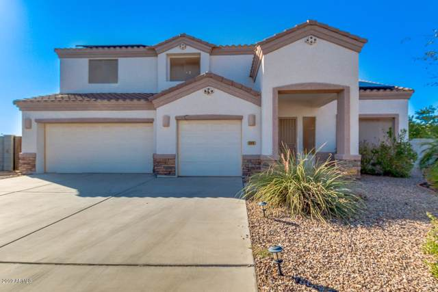 1346 E Avenida Isabela, Casa Grande, AZ 85122 (MLS #5967987) :: The Pete Dijkstra Team