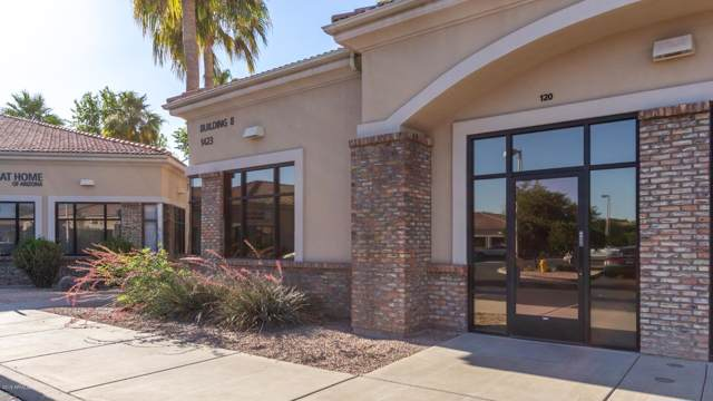 1423 S Higley Road #120, Mesa, AZ 85206 (MLS #5967989) :: Devor Real Estate Associates