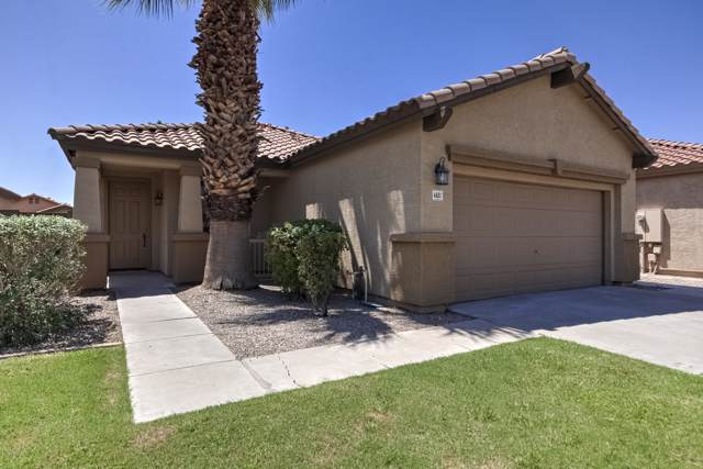 6621 W Megan Street, Chandler, AZ 85226 (MLS #5967994) :: The Pete Dijkstra Team
