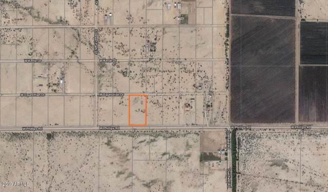 0 W Phillips Road, Arizona City, AZ 85123 (MLS #5968004) :: Cindy & Co at My Home Group