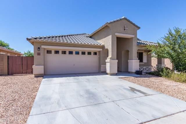 17678 N Avelino Drive, Maricopa, AZ 85138 (MLS #5968018) :: The Pete Dijkstra Team