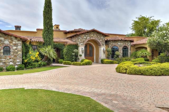 4901 E Tomahawk Trail, Paradise Valley, AZ 85253 (MLS #5968024) :: CC & Co. Real Estate Team