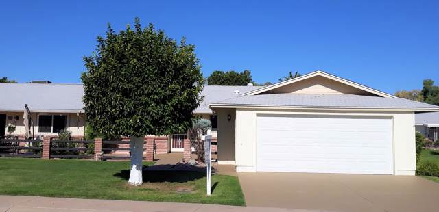 10830 W Cheryl Drive, Sun City, AZ 85351 (MLS #5968050) :: Lucido Agency