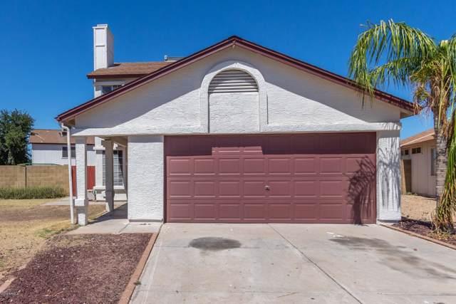 11852 N 74TH Avenue, Peoria, AZ 85345 (MLS #5968055) :: Lucido Agency