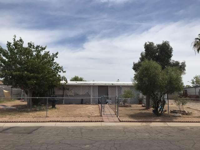 16015 N 70TH Lane, Peoria, AZ 85382 (MLS #5968072) :: Lucido Agency