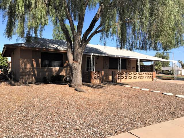 12201 N 105TH Avenue, Sun City, AZ 85351 (MLS #5968073) :: neXGen Real Estate
