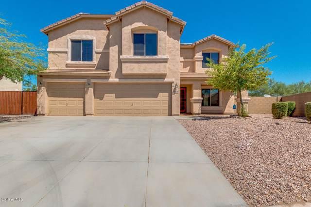 22530 W Ashleigh Marie Drive, Buckeye, AZ 85326 (MLS #5968092) :: The Pete Dijkstra Team