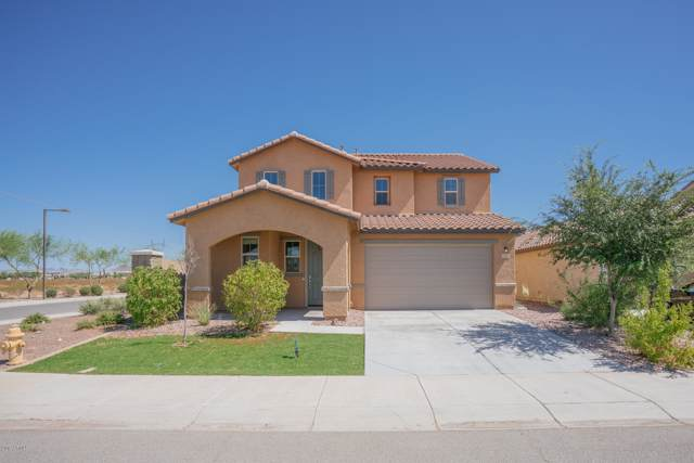 11944 W El Cortez Place, Peoria, AZ 85383 (MLS #5968111) :: Riddle Realty Group - Keller Williams Arizona Realty