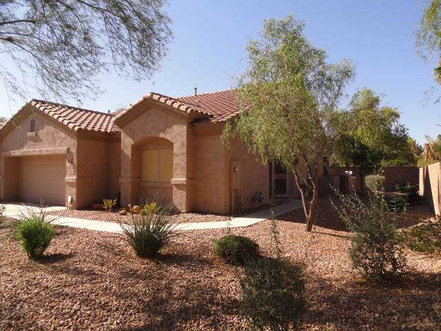 1596 E Melrose Drive, Casa Grande, AZ 85122 (MLS #5968114) :: The Pete Dijkstra Team