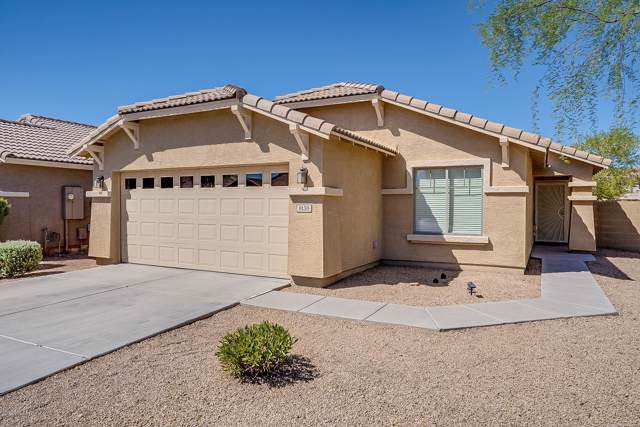 8133 S 73RD Drive, Laveen, AZ 85339 (MLS #5968127) :: Riddle Realty Group - Keller Williams Arizona Realty