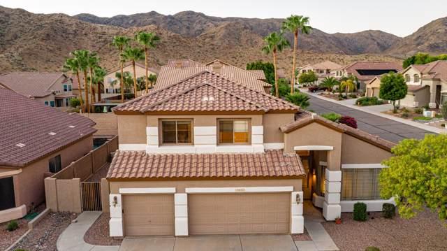 1802 W Mountain Sky Avenue, Phoenix, AZ 85045 (MLS #5968140) :: RE/MAX Excalibur