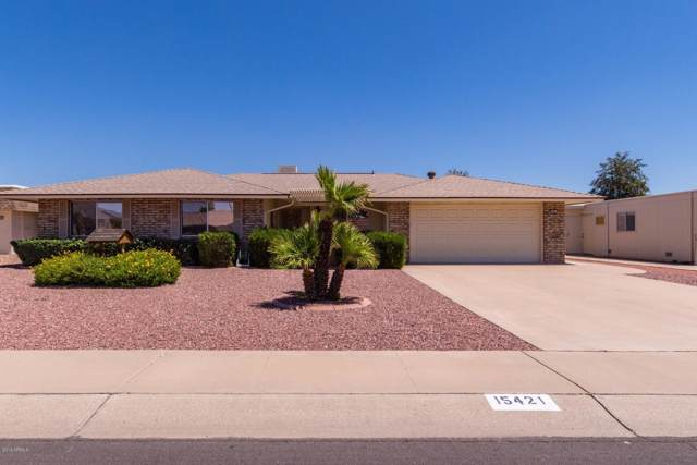 15421 N Bowling Green Drive, Sun City, AZ 85351 (MLS #5968157) :: Lucido Agency