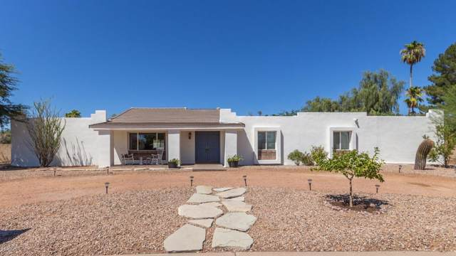 5928 E Windrose Drive, Scottsdale, AZ 85254 (MLS #5968237) :: Keller Williams Realty Phoenix
