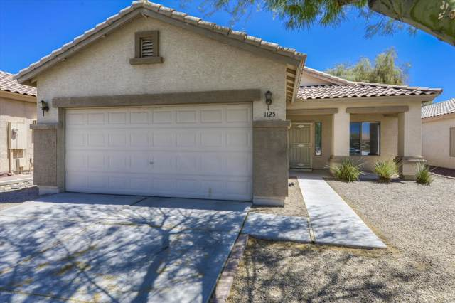 1125 N 6TH Street, Buckeye, AZ 85326 (MLS #5968264) :: The Kenny Klaus Team
