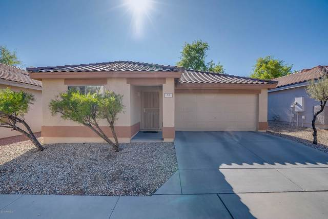 18611 N 22ND Street #70, Phoenix, AZ 85024 (MLS #5968266) :: CC & Co. Real Estate Team