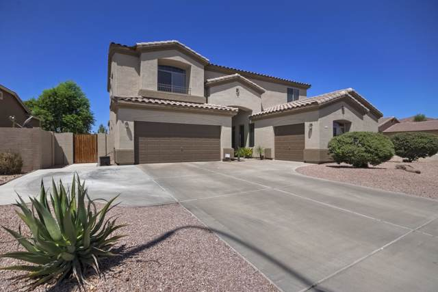 6580 S Agate Way, Chandler, AZ 85249 (MLS #5968285) :: The W Group
